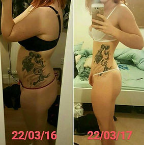 weight loss royston