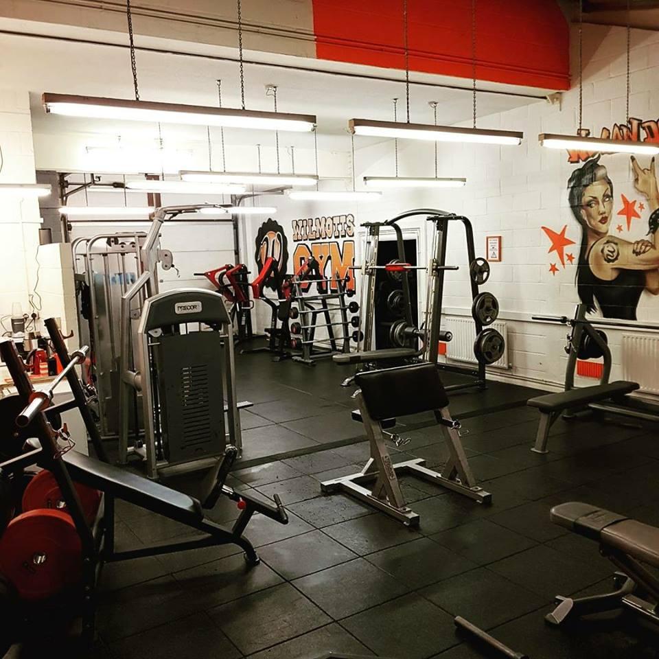 gym wilmotts