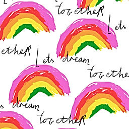 Let's Dream Together Pattern
