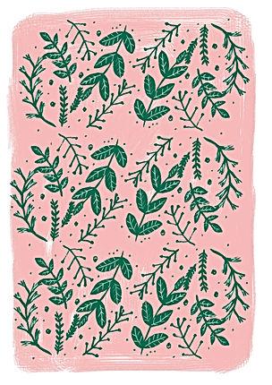 'Lucy' Foliage Pattern