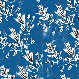 'Isabelle' Foliage Pattern