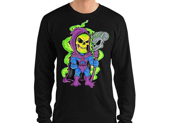Skeletor long sleeve