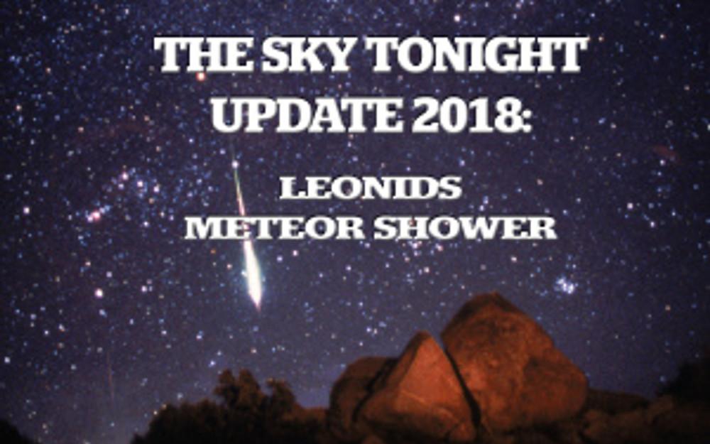 Leonids Meteor Shower