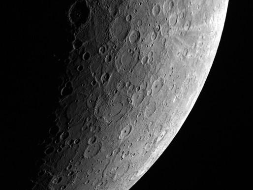 Mercury Up Close….