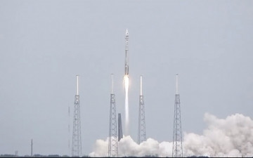 MAVEN Is On Its Way To Mars!