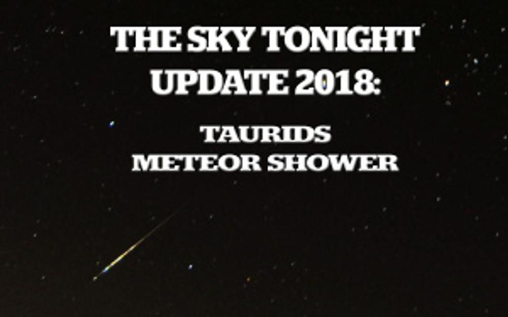 Taurids Meteor Shower
