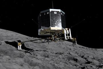 Rosetta Probe to Land on Comet Tomorrow