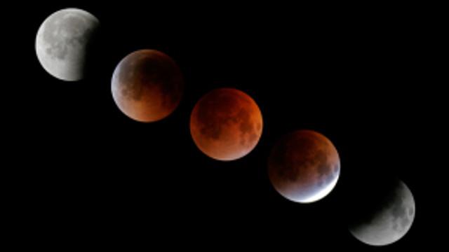 Lunar Eclipse, Sept 27