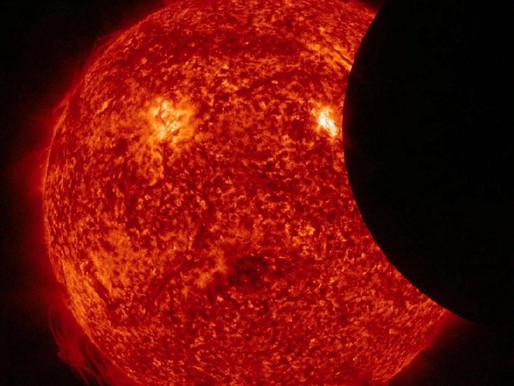 Partial Solar Eclipse This Thursday