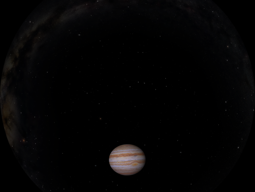 The Sky Tonight Update:  March 8 – Jupiter at Opposition