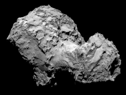 ESA spacecraft ROSSETA arives at Comet Churyumov-Gerasimenko (67P)