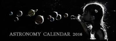 astronomy calendar 2016