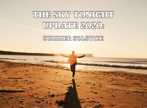 The Sky Tonight Update: June Solstice