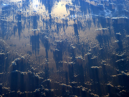 Amazing Photos of How Clouds Cast Thousand-Mile Shadows Into Space
