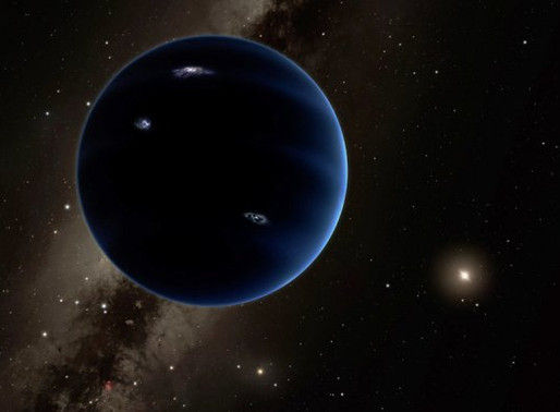 Ninth   Planet   May   Exist