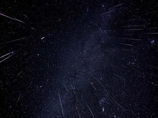 Hundreds of Meteors Will Light Up The Sky Tonight
