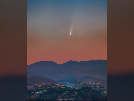 How to Spot Comet NEOWISE Before It's Gone For 6,800 Years