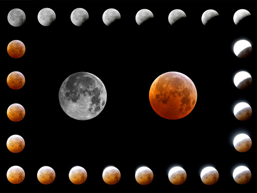 Catch the Total Lunar Eclipse on April 4th