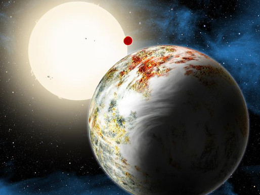Astronomers Discover new Mega-Earth