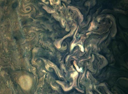 Jupiter's Awesome New Image
