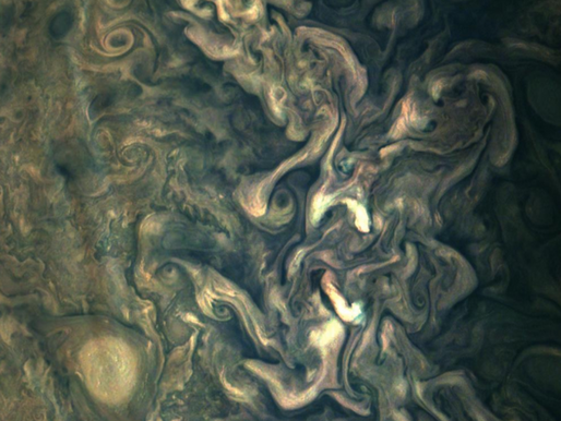 Jupiter's Awesome New Image