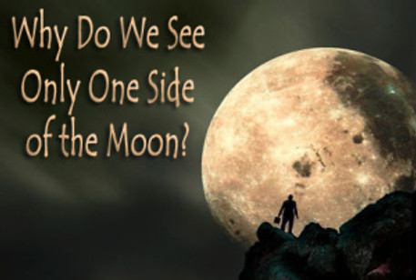 Why Do We See Only One Side of the Moon