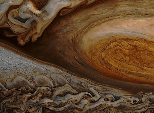 The Great Red Spot is Changing Shape