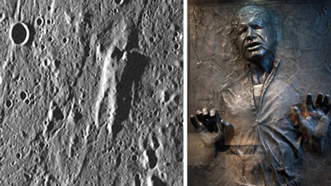 Han Solo on Mercury 1