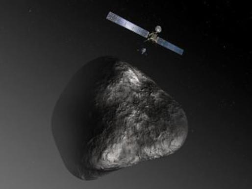 Wake up, wake up, Rosetta.