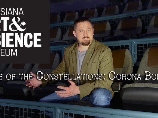Lore of the Constellations:  Corona Borealis