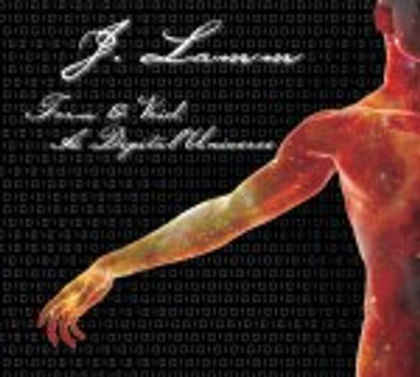 Jay Lamm solo planetarium CD