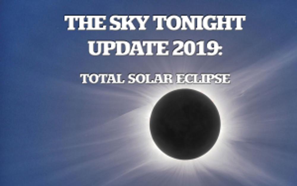 Total Solar Eclipse 2019