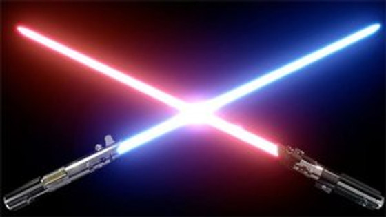 real light sabers
