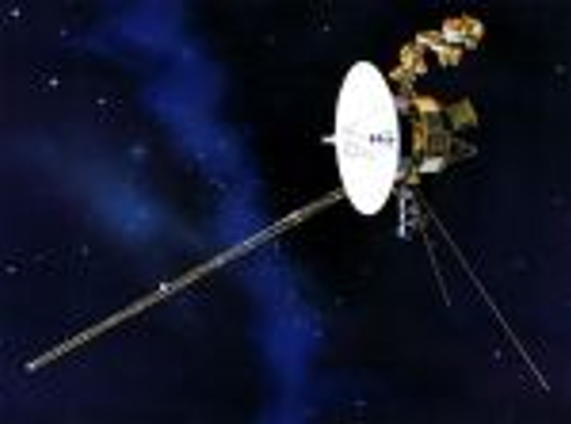 voyager flyby