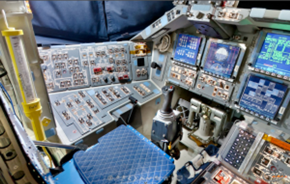 Space-Shuttle-Discovery-360VR-Images