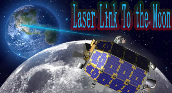 622 mbps laser link to the moon