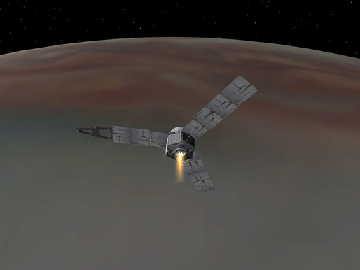 10 Little Known Facts About the Juno Mission