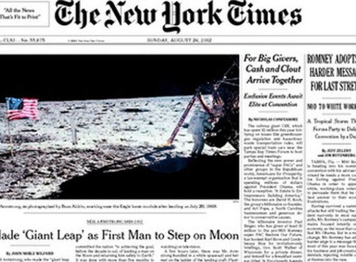 Why Neil Armstrong Got to Be the First Man on the Moon