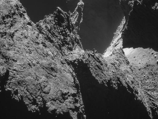 LATEST PHOTOS FROM  Comet 67P/Churyumov–Gerasimenko