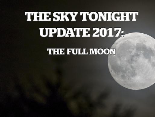The Sky Tonight Update: January 12, The Full Moon