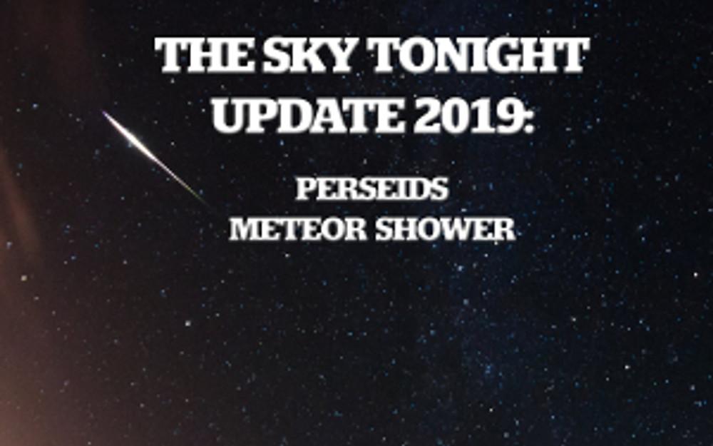 Perseids Meteor Shower