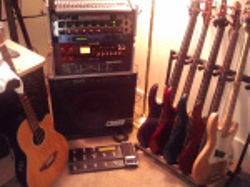 Jay Lamm guitars