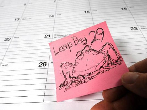 Why Do We Have A Leap Year?