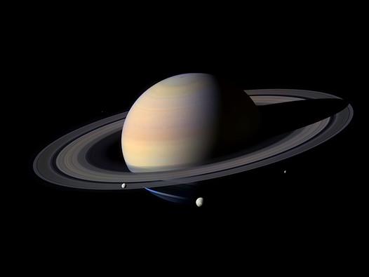 """LASM Premieres Awe-Inspiring New Film """"In Saturn's Rings"""" on September 26, 2020"""