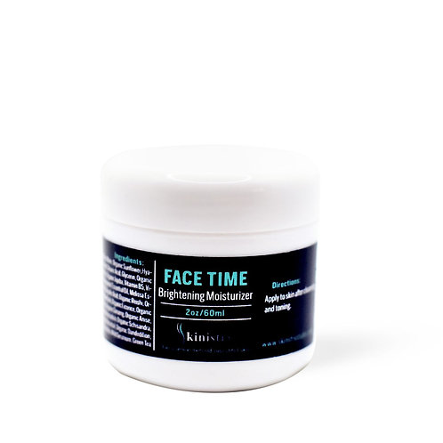 Face Time Brightening Moisturizer