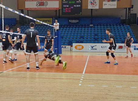 Na turnaji v Zlíne sme skončili na 2. mieste !