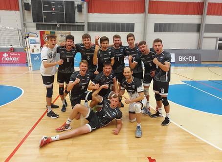 Prvý zápas v sezóne víťazne! Nad Komárnom sme vyhrali 3:0!