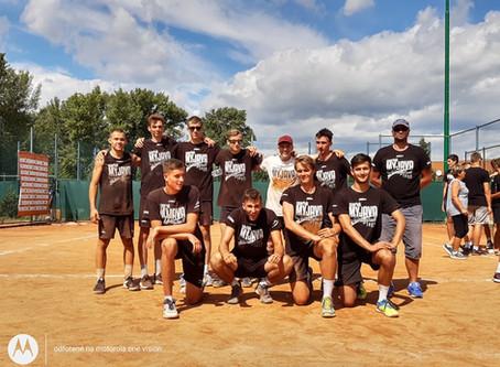 Naši mládežníci vyhrali Pohár Mládeže SVF !