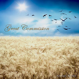 Adam's Road Great Commission Album Cover