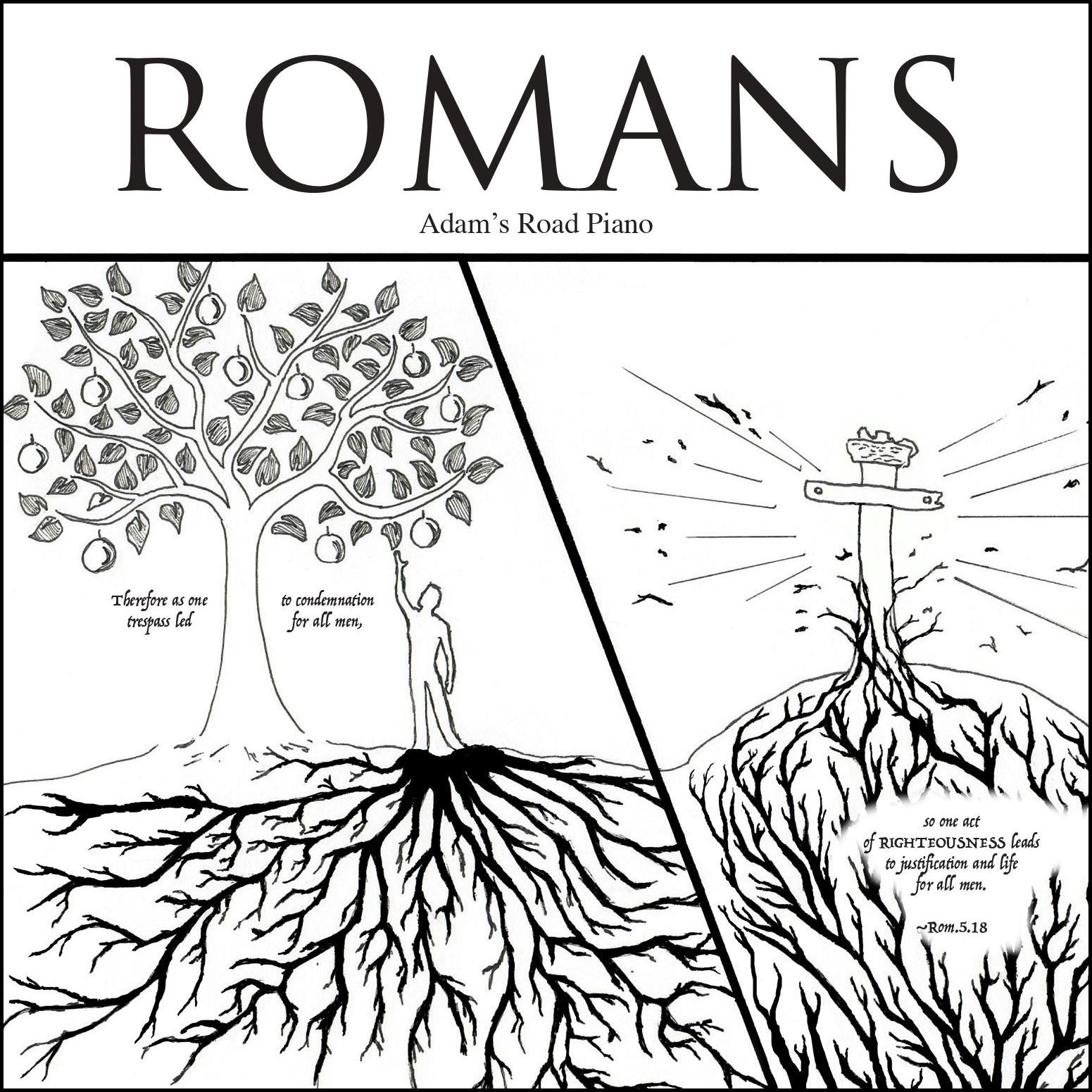 The Book of Romans (Spoken Word)